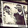 Street art : combo poursuit son
