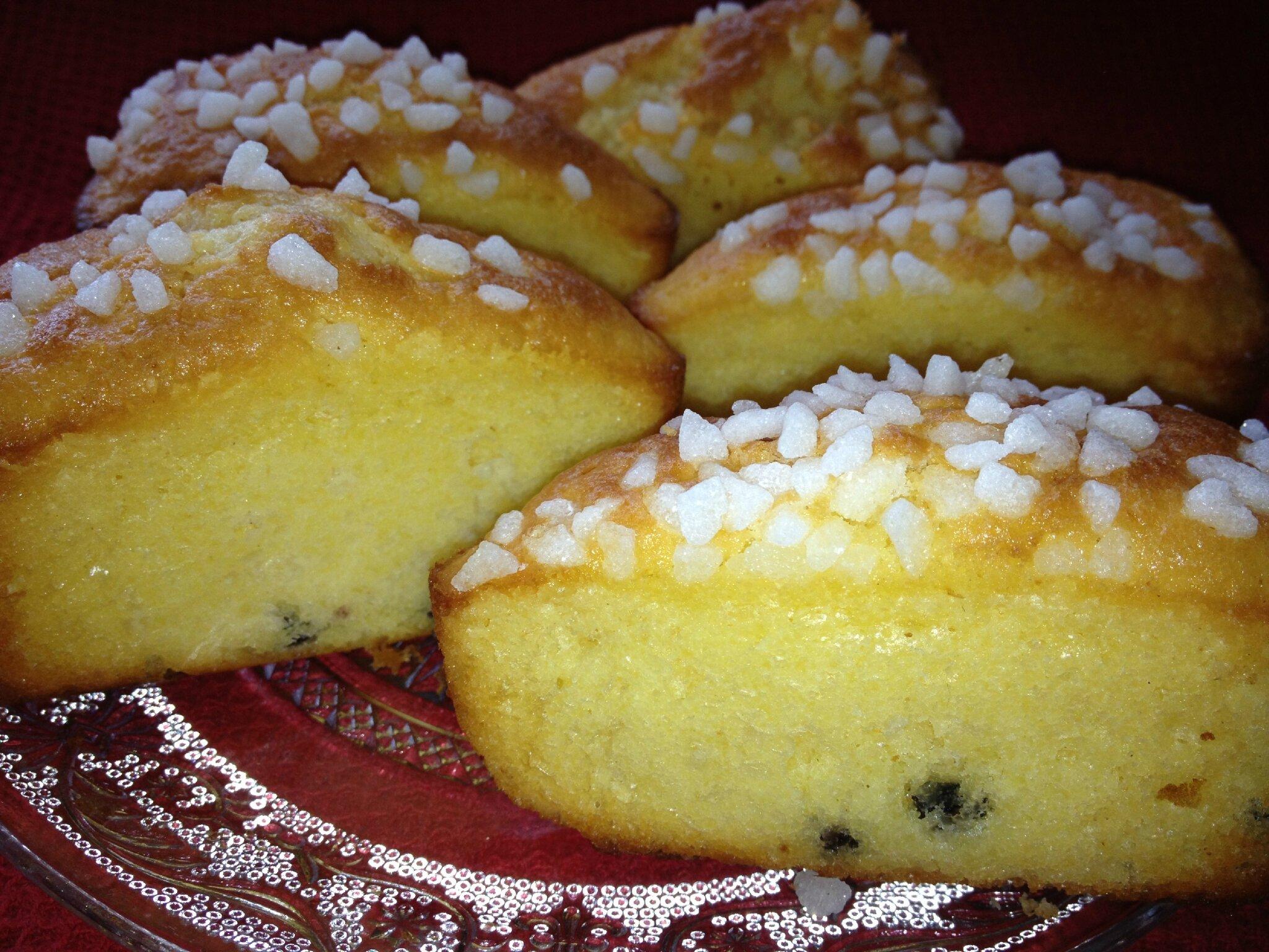 Gâteau amandes coco - Nanouk cuisine on