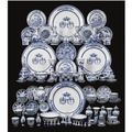 An extensive collection of blue and white 298 objects. ming and qing dynasty, mostly kangxi period