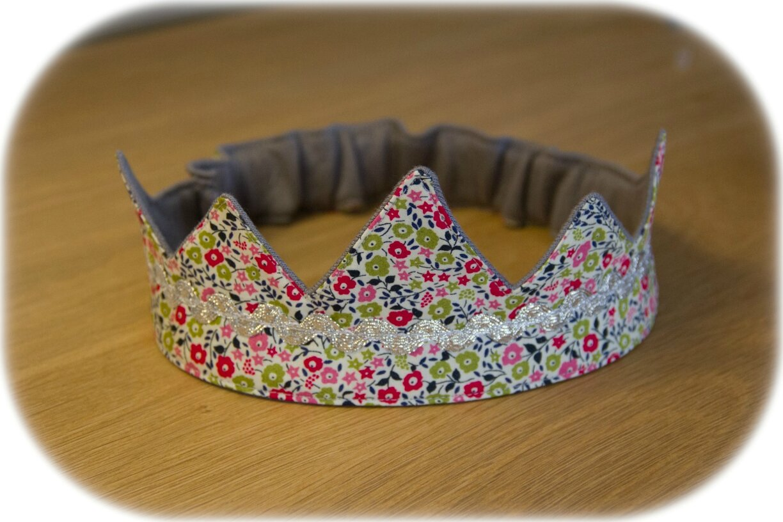 Une couronne pour ma princesse et un petit tuto pour vous!