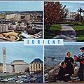 Lorient - datée 1970