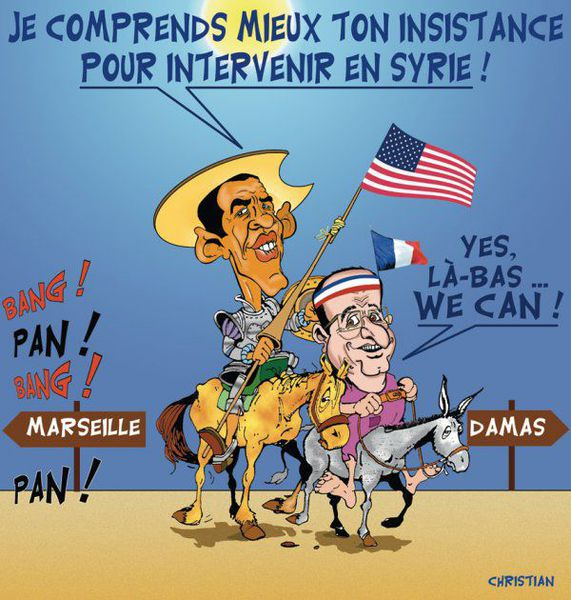 obama_hollande_don_quichote_711e5