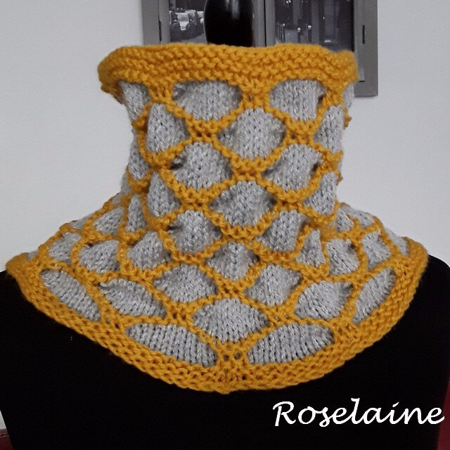 Roselaine Roulette Chic Cowl 1