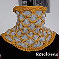 Roselaine Roulette Chic Cowl 1