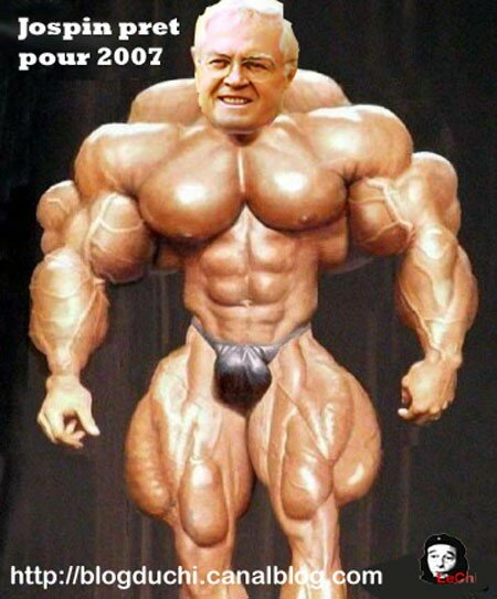Jospin muscle 2