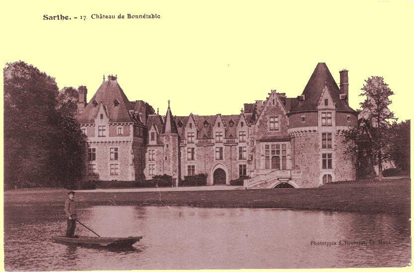 25 Novembre 1789 à Bonnétable : renouvellement du comité municipal.