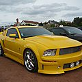 Ford mustang gt 500 eleanor 2006