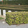 le carré des soldats de la guerre 14-18