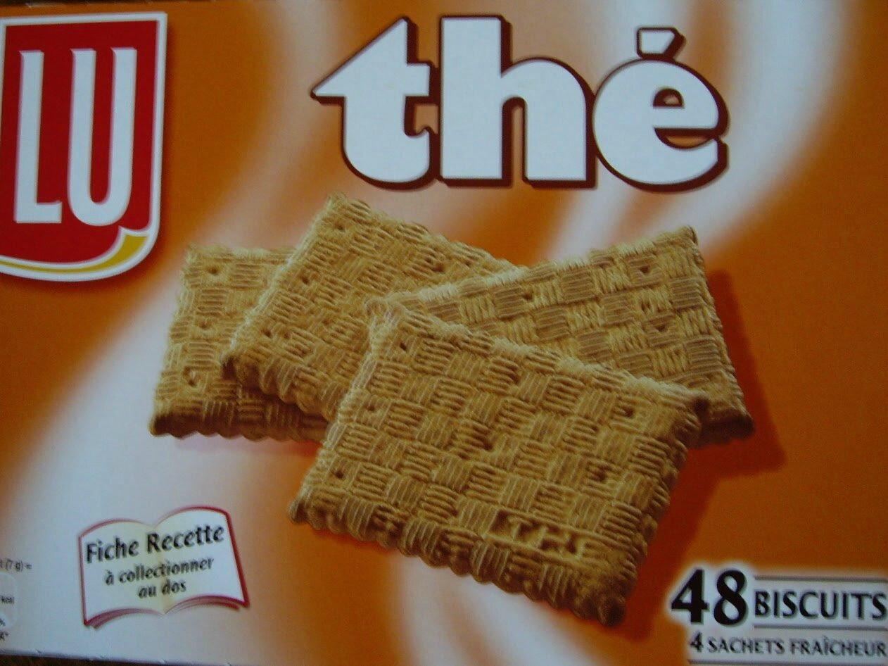 Le g teau facile au biscuits th brun le carnet de - Que mettre dans un gateau de couche ...