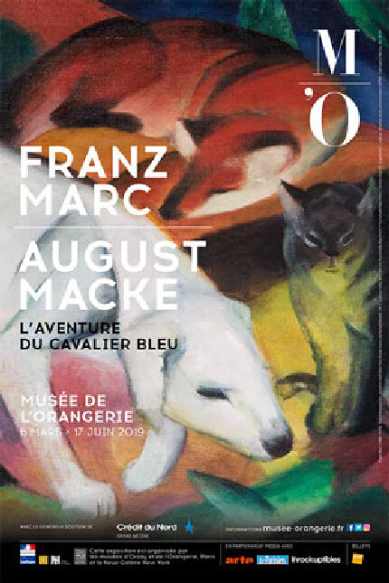 000-Franz Marc - August Macke