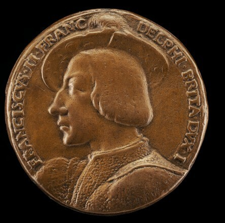 François,1517-1536, Dauphin of France, Duke of Brittany 1532_NGA