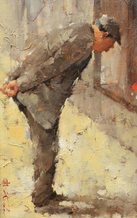 André Kohn peintre russe