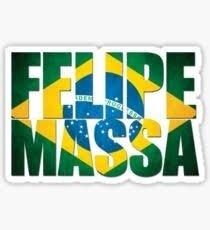 F1 USA 2017 FLAG MASSA