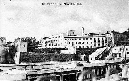 L'Hôtel Minzah