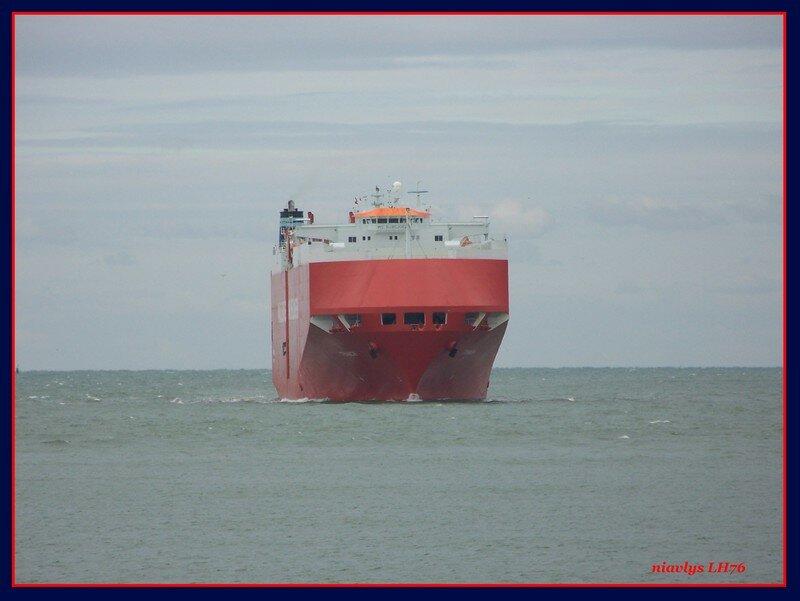 Le Trianon approche du Havre
