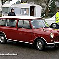 Austin mini clubman estate (retrorencard fevrier 2014)