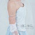 Bracelet de haut de bras mariage -zephir