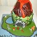 Gâteau préhistorique