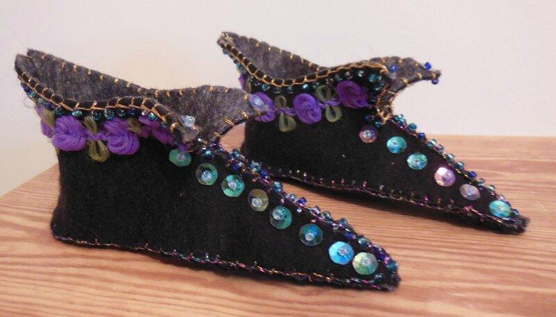 Chaussures de lutin