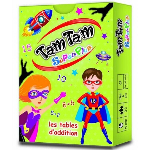 Tam Tam Super Plus AB ludis Editions