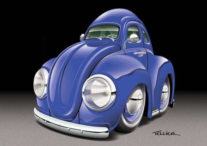 frederic-tellier-VW-beetle