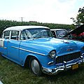 CHEVROLET Bel Air 4 doors Sedan 1955 Ohnenheim (1)