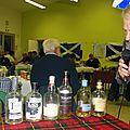 Le whisky de la saint andré: les dédés en sont jetés
