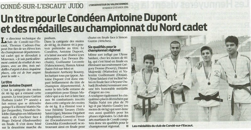 20160213 Article Champion Département