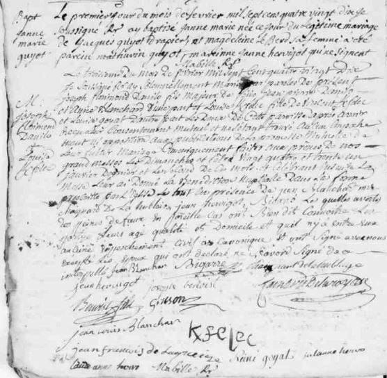 1790 mariage Kerfelec_Danilo à Malestroit
