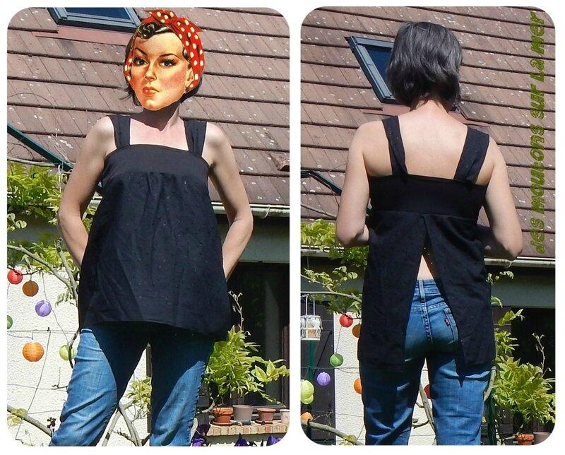 blouse dos nu4
