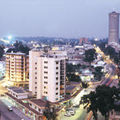 Brazzaville by night, au coeur du Luxuriant Bassin du Congo