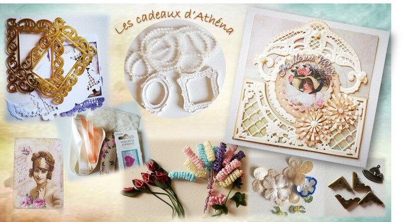 Cadeaux Athéna le 17012020