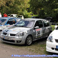 2009: Rallye des Hautes-Côtes/Parc et Assistance