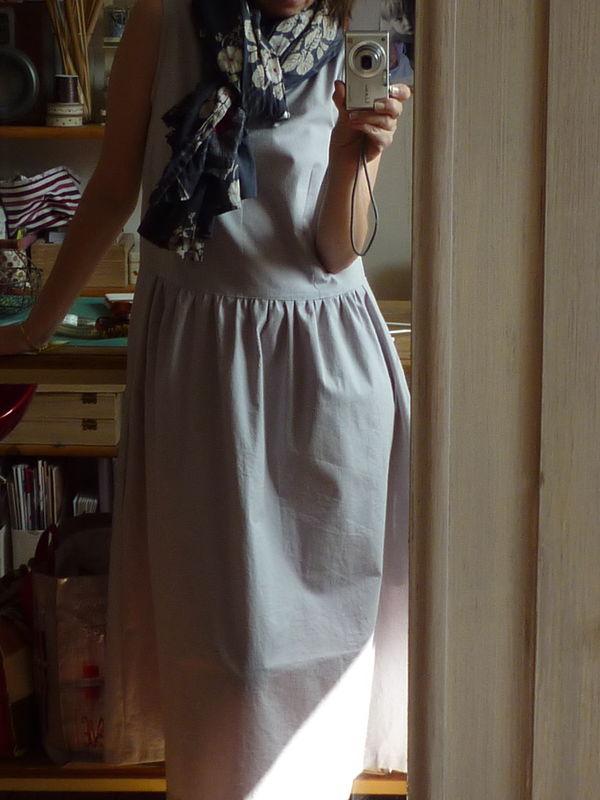 Robe lisette