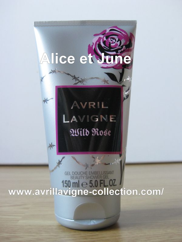 Wild Rose product - Gel Douche Embellissant 150 ml