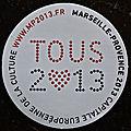 MARSEILLE 2013 ANNEE CAPITALE