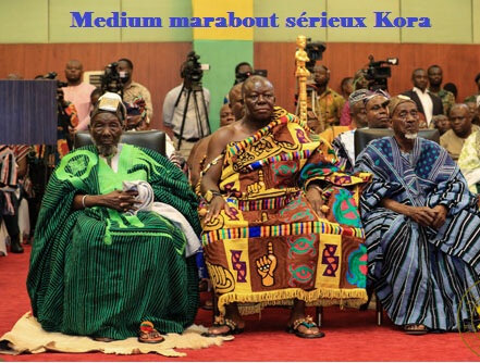 La force du Marabout KORA