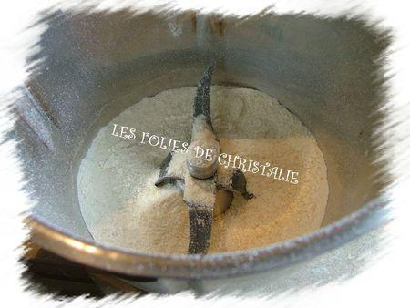 Gâteau aux noix à la gelée de pommes 2
