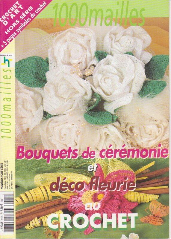 mille mailles - fleurs au crochet