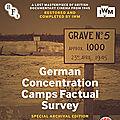 German concentration camps factual survey (rien que la crasse, l'horreur et la mort)