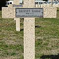 Brisset eugène (faverolles) + 21/03/1917 monthairons (55)
