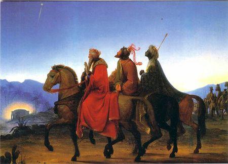 Leopold-KUPELWIESER-le voyage des rois