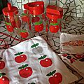 Le sac pommes
