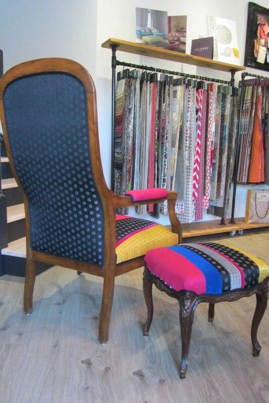 réfection de fauteuil Brest