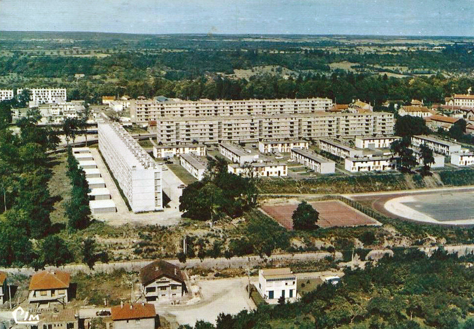 Langres, la cité Turenne