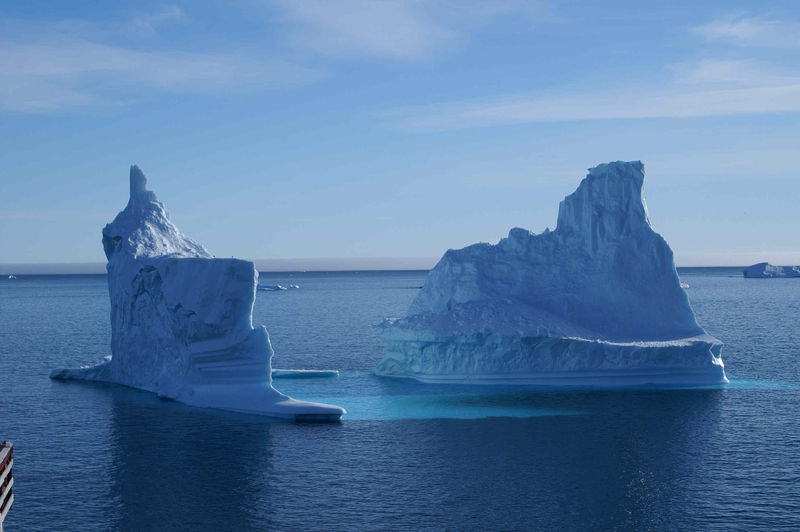 Iceberg érodé