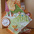 Carte fun in the garden - 17 mars 14