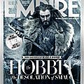 The Hobbit Desolation of Smaug Empire Cover 04