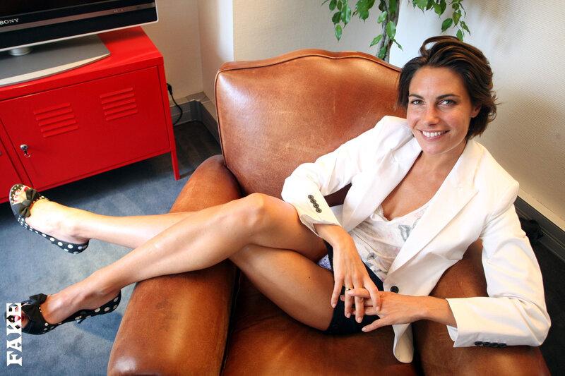 Alessandra Sublet, montage photo