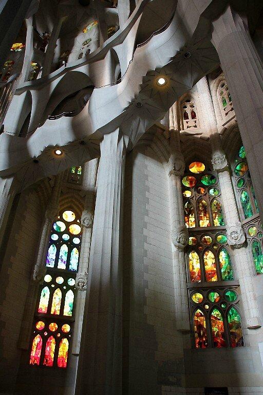 Barcelone, Basilica Sagrada Familia_6765